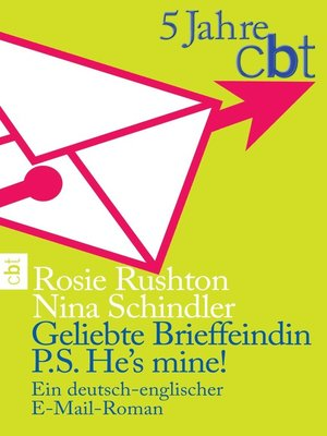 cover image of Geliebte Brieffeindin/P.S. He's mine!
