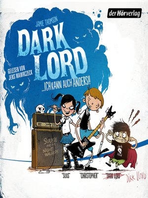cover image of Dark Lord ... ich kann auch anders!