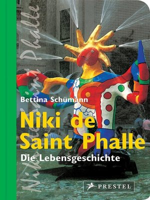 cover image of Niki de Saint Phalle