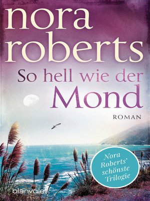cover image of So hell wie der Mond