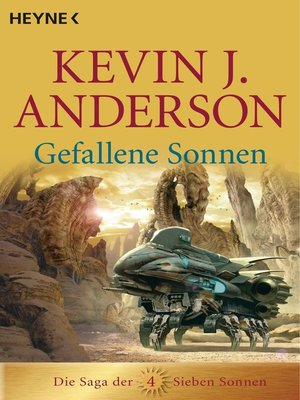 cover image of Gefallene Sonnen