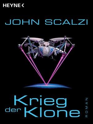 cover image of Krieg der Klone