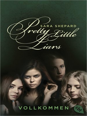cover image of Pretty Little Liars--Vollkommen