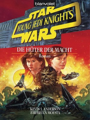 cover image of Star Wars. Young Jedi Knights 1. Die Hüter der Macht