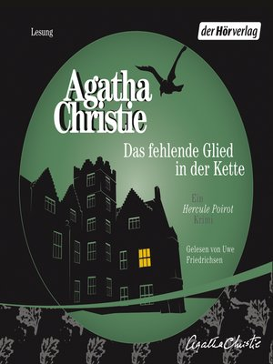 cover image of Das fehlende Glied in der Kette