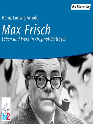 cover image of Max Frisch