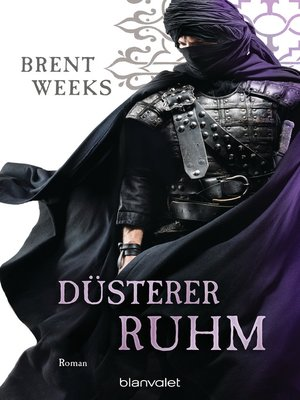 cover image of Düsterer Ruhm