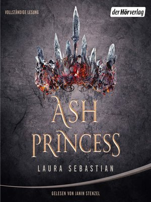 cover image of ASH PRINCESS