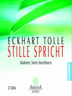 cover image of Stille spricht