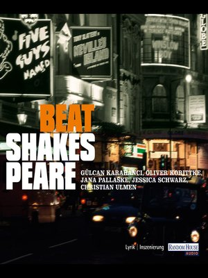 cover image of Beat Shakespeare