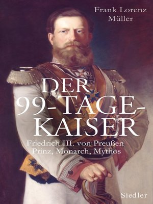cover image of Der 99-Tage-Kaiser