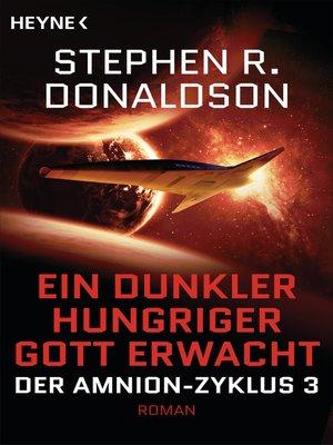 cover image of Ein dunkler hungriger Gott erwacht