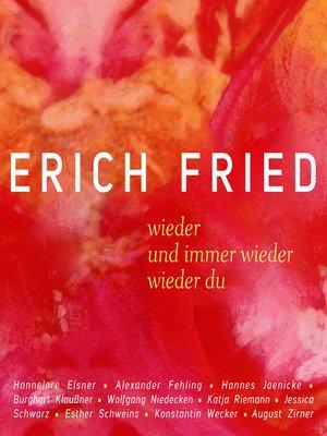 cover image of wieder / und immer wieder / wieder du