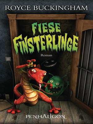 cover image of Fiese Finsterlinge