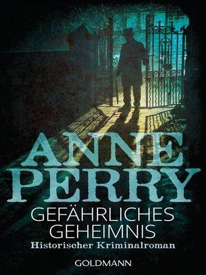 cover image of Gefährliches Geheimnis