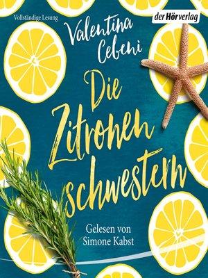 cover image of Die Zitronenschwestern
