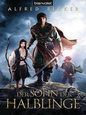 cover image of Der Sohn der Halblinge