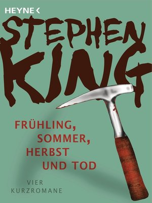 cover image of Frühling, Sommer, Herbst und Tod