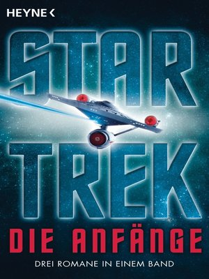 cover image of Star Trek--Die Anfänge