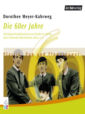 cover image of Die 60er Jahre