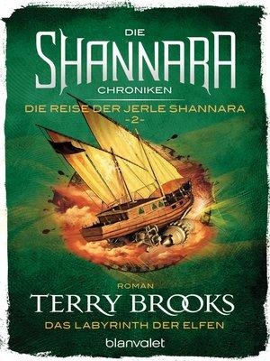 cover image of Die Shannara-Chroniken