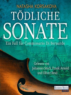 cover image of Tödliche Sonate
