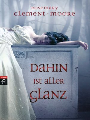 cover image of Dahin ist aller Glanz