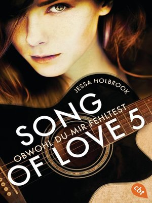 cover image of SONG OF LOVE--Obwohl du mir fehltest
