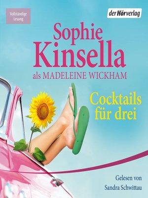 cover image of Cocktails für drei