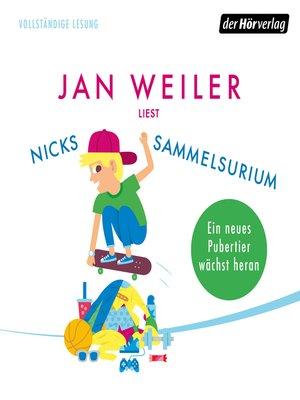 cover image of Nicks Sammelsurium