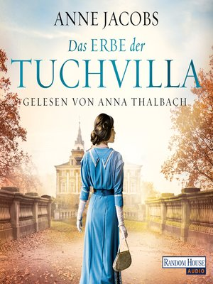 cover image of Das Erbe der Tuchvilla