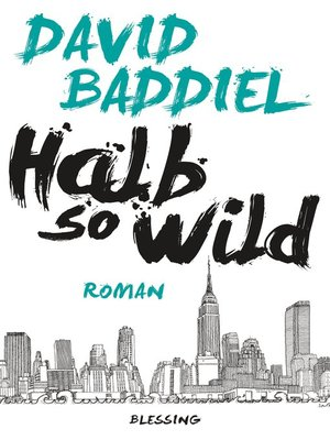 cover image of Halb so wild