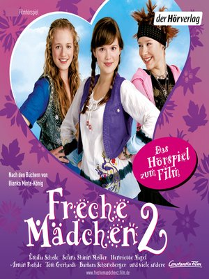 cover image of Freche Mädchen 2