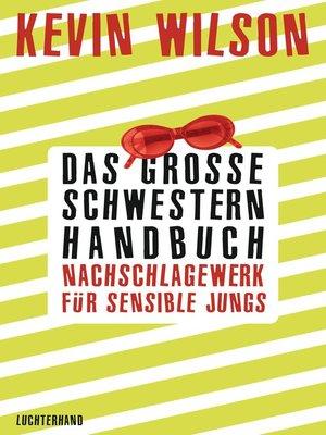 cover image of Das Große-Schwestern-Handbuch