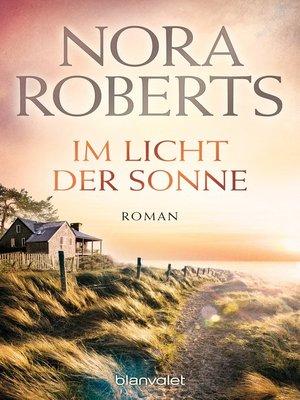 cover image of Im Licht der Sonne