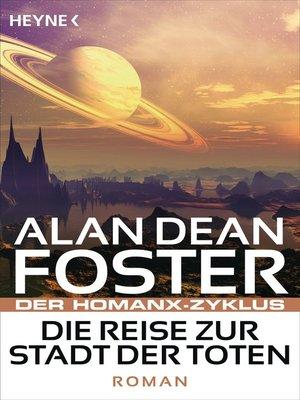 cover image of Die Reise zur Stadt der Toten