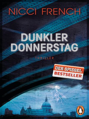 cover image of Dunkler Donnerstag
