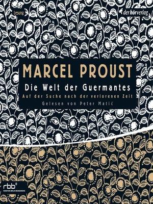 cover image of Auf der Suche nach der verlorenen Zeit 3