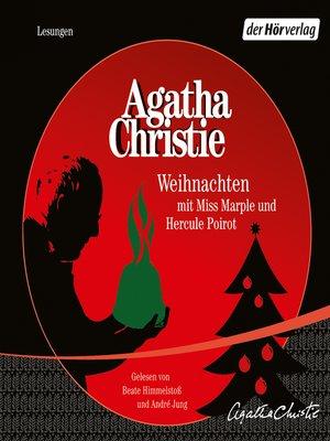 cover image of Weihnachten mit Miss Marple und Hercule Poirot