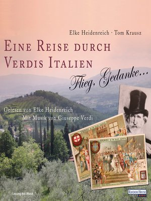 cover image of Eine Reise durch Verdis Italien