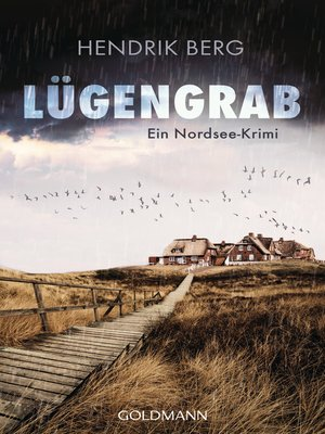 cover image of Lügengrab