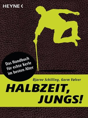cover image of Halbzeit, Jungs!