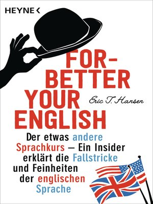 cover image of Forbetter Your English