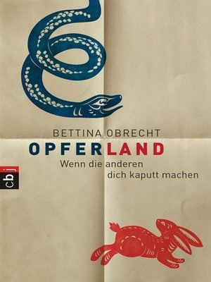 cover image of Opferland