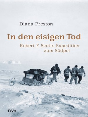 cover image of In den eisigen Tod