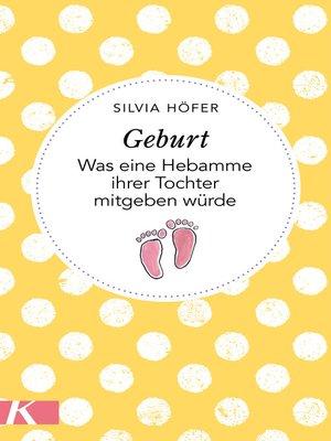 cover image of Geburt
