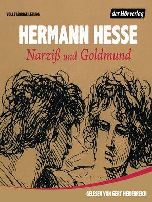 cover image of Narziß und Goldmund