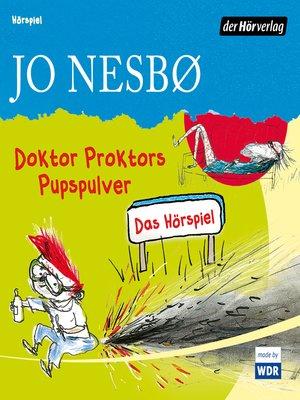 cover image of Doktor Proktors Pupspulver