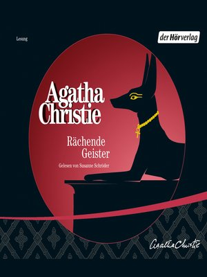 cover image of Rächende Geister