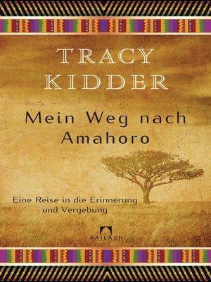 cover image of Mein Weg nach Amahoro